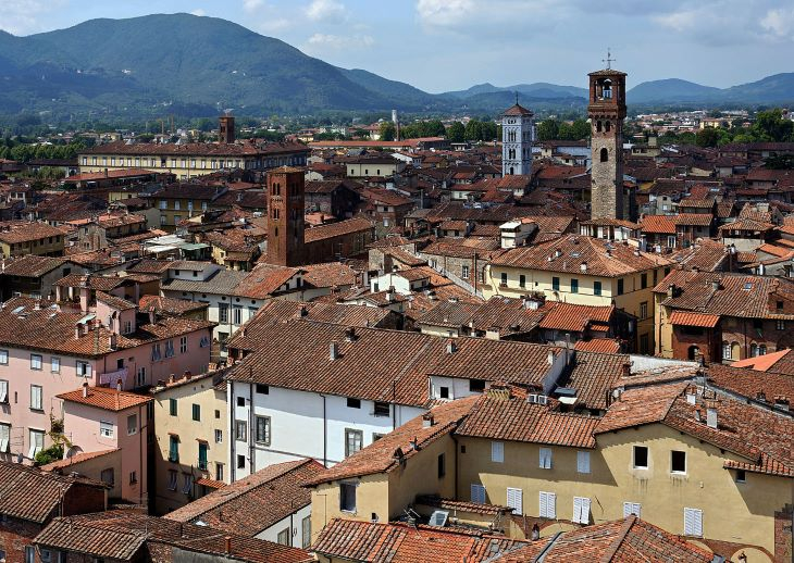 """Európa első állatbarát """"okosvárosának"""" címére pályázik az olaszországi Lucca"""