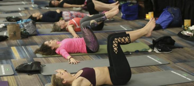 A pilátesz jelentősen javítja a vérnyomást fiatal, elhízott nőknél egy új kutatás szerint