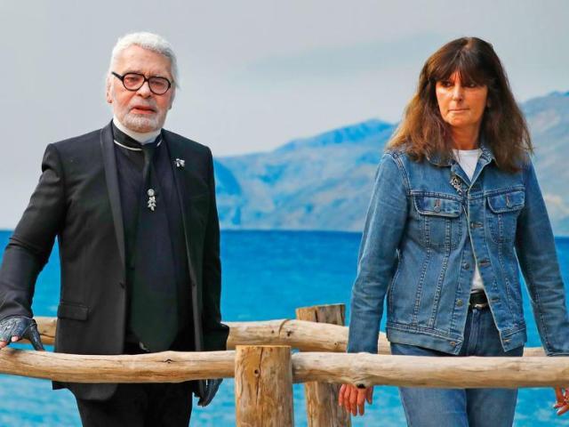 Már meg is találták Karl Lagerfeld utódját a Chanelnél