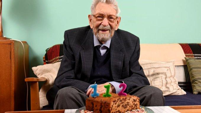 Ő jelenleg a legidősebb férfi a világon