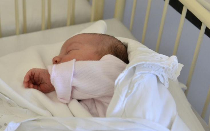 A lévai kórházban született Szlovákia első újévi babája, az ipolysági Tamara