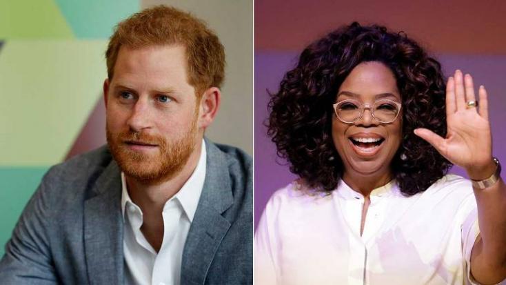 Harry herceg és Oprah Winfrey sorozatot készít a mentális egészségről az Apple-nek