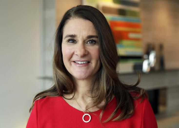 Melinda Gates egymilliárd dollárt szán a nők egyenjogúságának segítésére