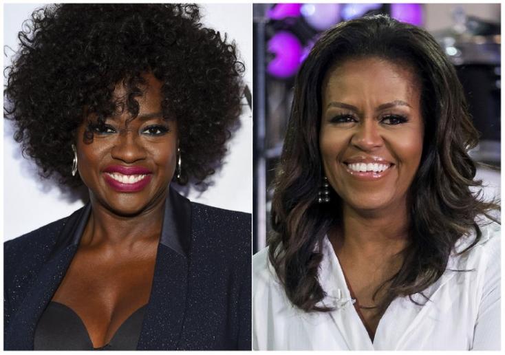 Ő játssza Michelle Obamát a first ladykről készülő tévésorozatban