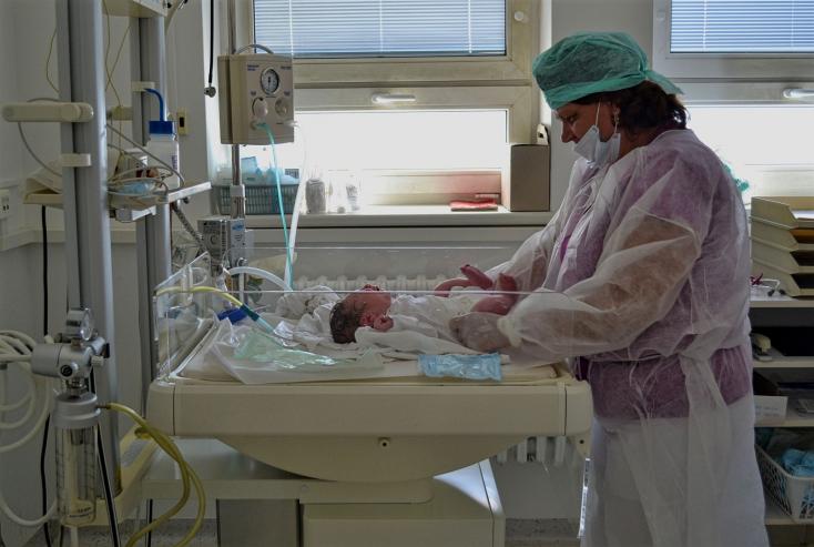 Epidurális anesztézia is elérhető már a dunaszerdahelyi szülészeten