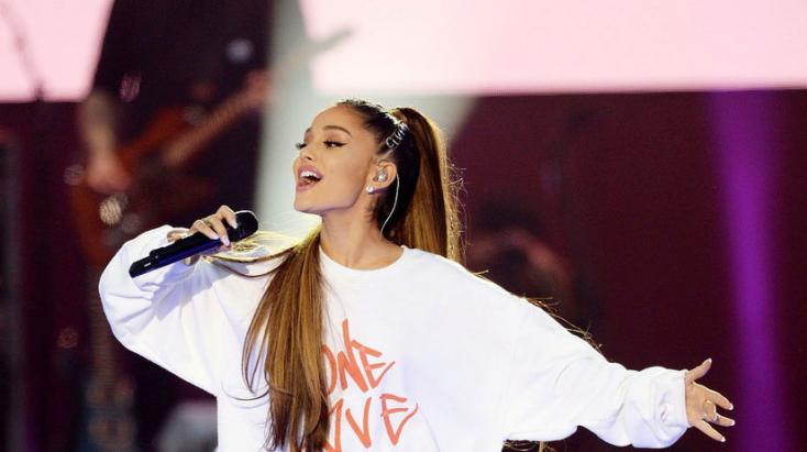 Ariana Grandét választották Az év nőjének