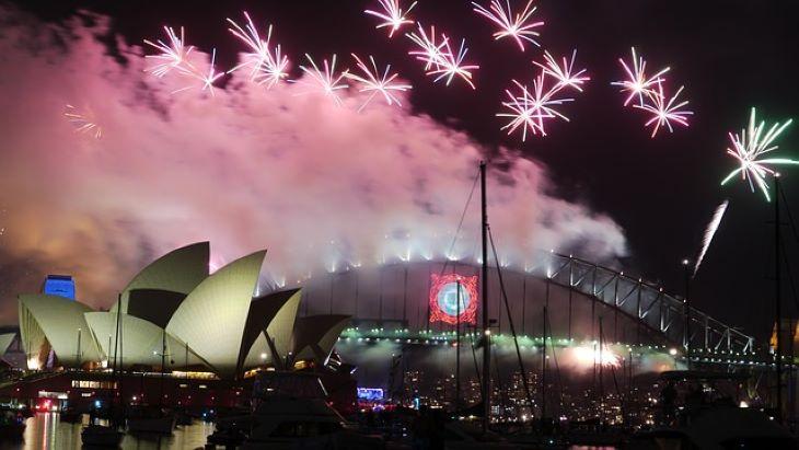 Megrendezik a szilveszteri tűzijátékot Sydney-ben, de közönség nélkül
