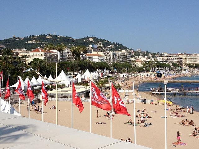 Hétvégén már nem lesz szálláshely Cannes-ban