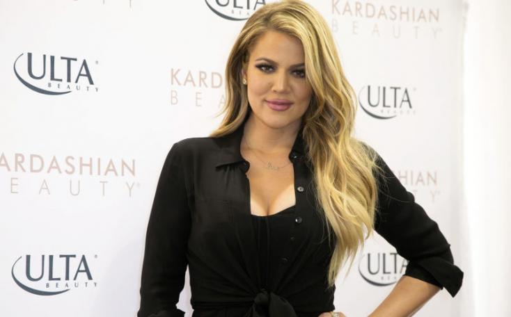 Kim Kardashian húga, Khloe is fura nevet adott újszülött gyermekének