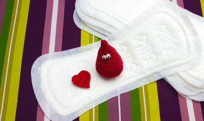 Menstruációs betét reklámja miatt tört ki a botrány Ausztráliában - VIDEÓ 18+