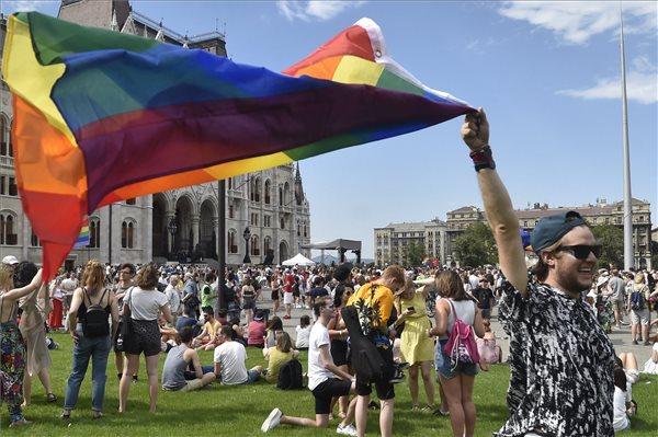 Budapest Pride - Véget ért a felvonulás