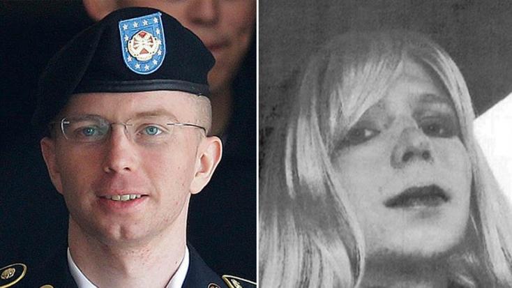 Piros fürdőruhában pózolt a Vogue-nak a transznemű volt katonatiszt