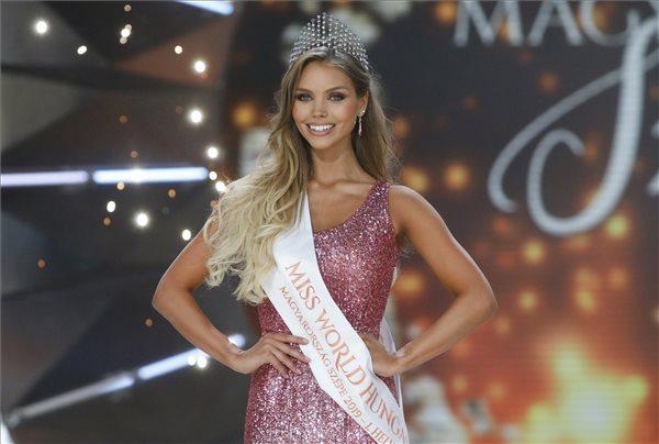 Megválasztották Magyarország legszebb nőjét