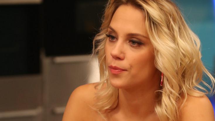 Kiss Ramóna már várandós volt a szexi ágyjelenet forgatásakor