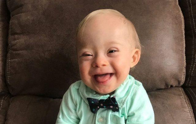 Először lett Down-szindrómás gyerek az év babája egy nagy fotópályázaton