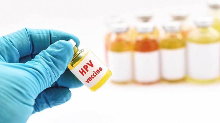 A HPV okozta rákos megbetegedések 92 százalékát lehet megelőzni a védőoltással