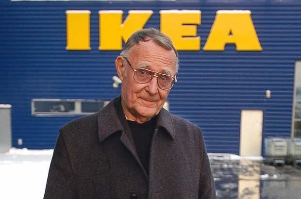 Elhunyt az IKEA alapítója