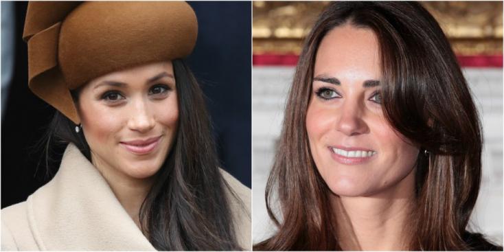 Fellépett a sajtó a Meghan és Katalin hercegnőt sértegető internetes kommentek ellen