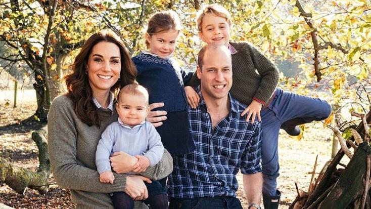 A brit királyi család fényképeket tett közzé György herceg születésnapja alkalmából (FOTÓK)
