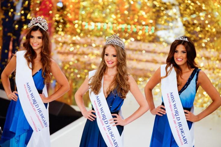 Koroknyai Virág lett Miss World Hungary