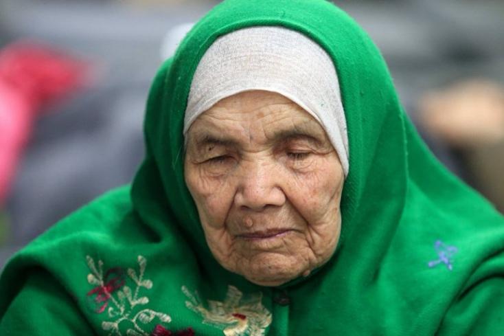Svédország ideiglenes menedéket adott egy 106 éves afgán nőnek