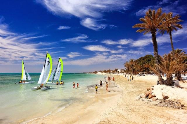 Tunézia újra népszerűvé vált a turisták körében