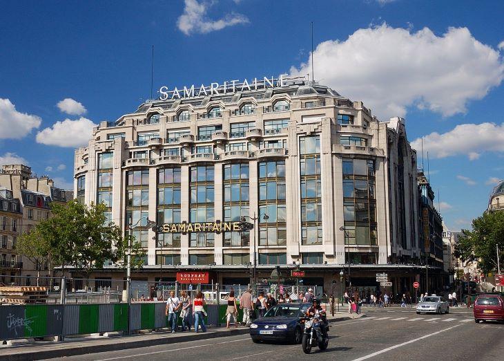 Tizenhat év után újranyit a Samaritaine, Párizs leghíresebb áruháza