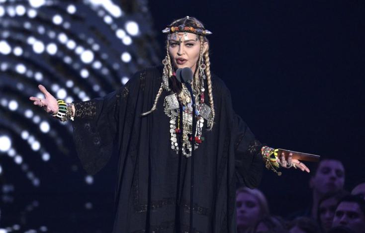 Madonna újabb koncertjét mondta le