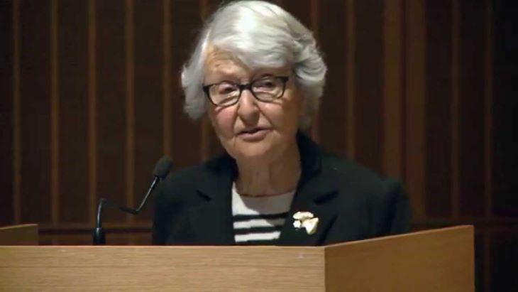 Elhunyt Cornelia Hahn Oberlander, a tájépítészet nagyasszonya