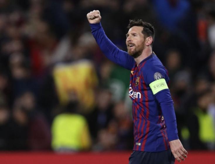 """Leo Messi immár """"ezüstérmes"""" névadó"""