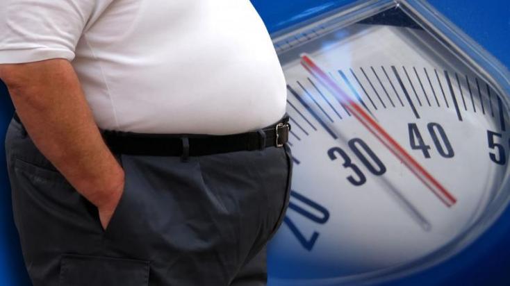 Az elhízás a dohányzásnál is többször okoz rákot