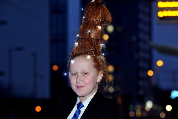 Nem díjazta az iskola a kislány menő karácsonyi frizuráját, hazaküldték