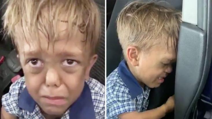 Betegsége miatt bántották az iskolában, világsztárok üzentek a kisfiúnak – VIDEÓ
