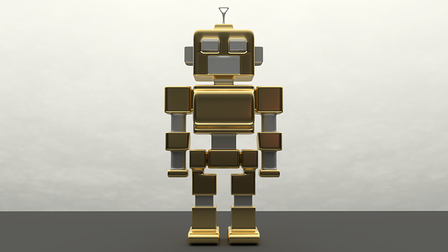 Robotok tartják rendben az élelmiszerboltok polcait (FOTÓ)