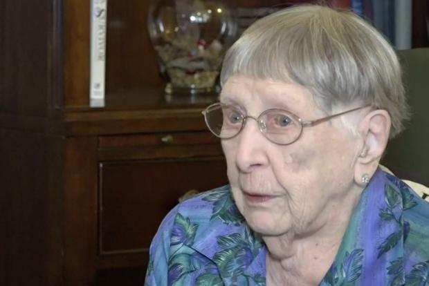 Ez a 104 éves asszony elárulta, hogy mi a hosszú élet titka