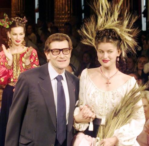 Tíz éve hunyt el a múlt század egyik legismertebb divattervezője