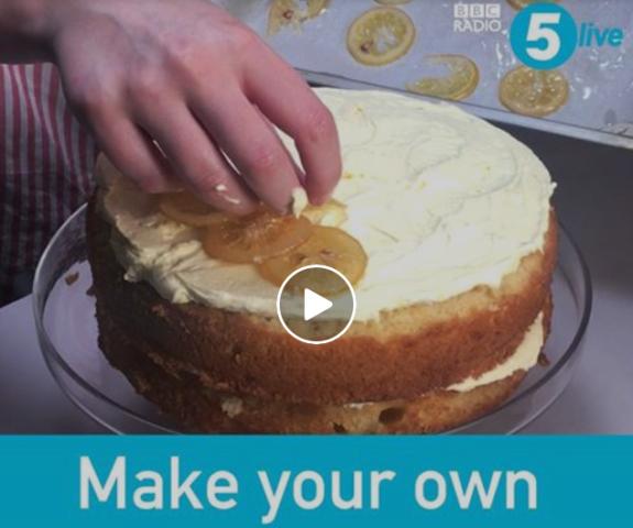 Íme Harry hercegék esküvői tortájának receptje