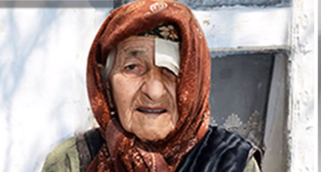 A 128 éves asszony Isten büntetésének tartja, hogy még mindig él