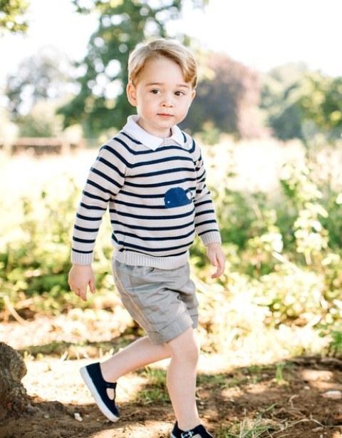 György herceg első napjára készül az iskolában