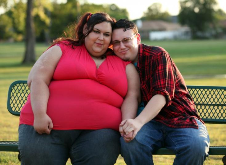 Régebben a világ legkövérebb nője akart lenni – most azonban gyermeket vár