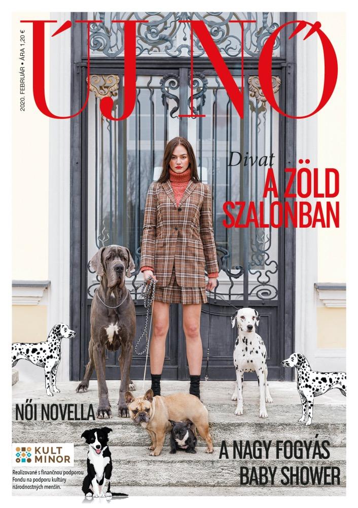 Megjelent az Új Nő magazin februári lapszáma